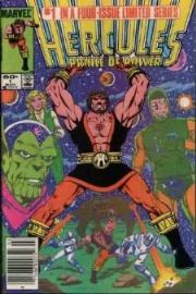 Hercules Prince Of Power (1984 Series)